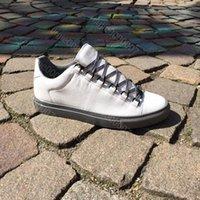 Balenciaga shoes Modelos de explosión al por mayor Menores blancos Red High-Top Low Top Zapatillas de deporte casuales de moda arena zapatos de diseño
