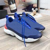 منحرف B24 حذاء طباعة قماش حذاء المدربين CALFSKIN أبيض أسود إمرأة رجل فاخر مصممون رياضة سليماما B24 عارضة الأحذية