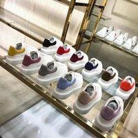 мужчины женщины белые мужские ботинки Espadriilles квартиры платформы негабаритные туфли Espadrille плоские кроссовки sneakers baskets