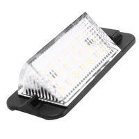 For- e36 светодиодный номерной знак 18smd белый 12V числа ламп лампы 318i 318is 318ti 325i M3,92-98 Interioorexternal Lights