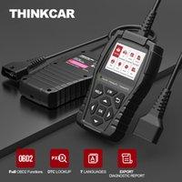 ThinkCar ThinkObd 500 OBD2 Scanner pour outils de diagnostic automobile OBD 2 Version Diagnostic Diagnostic Durée de mise à jour du code de mise à jour libre Reader