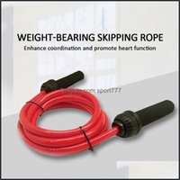 Jump Equipments Supplies Sports & Outdoorsjump Ropes Skip Rope Sport Fitness Workout Toy Exercise Wire Durable Professional With Bearing Mot