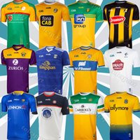 Presell GAA Carlow Roscommon Offalys New York Rugby Jerseys Longford Limerick Wexford Kilkenny Donegal Antrim Galway Dublin Gaillimh Kerry Tyrone Mayo Cork Meath