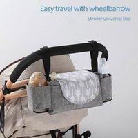 Diaper Bags Baby Bag For Stroller Waterproof Large Capacity Universal Buggy Pram Organizer Bottle Holder Mummy