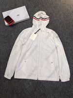 Bomberjacke Hohe Qualität Marke Monclair Jacken Designer Männer Kleidung Europa und Amerikanisch Mantel Mode Mode Hombre Casual Street Coats