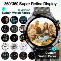 Designer relógio marca relógios de luxo relógio ipps ecg ip68 fitness rastreador perito esporte inteligente para homens mulheres