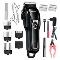 100-240v rechargeable professional dog trimmer cat cutter grooming machine remover animal hair clipper for pet