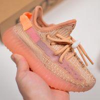 Chaussures despeje Enfants Crianças Designer Sapatilhas Ao Ar Livre Sapatos Esportivos V2 Beluga 2 .0 Green Clay Preto Estático Refeitório Tamanho 26 -35