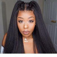 Малайзийские девственные волосы кружева передних париков для черных женщин 130% плотность потрясающие прямые человеческие волосы парики натуральные волосы