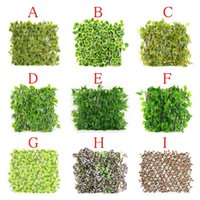 Artificial Ivy Fence Screen Hedge Plant Privacy Expandable Garden Backyard Outdoor Wall Decoration Fencing, Trellis & Gates