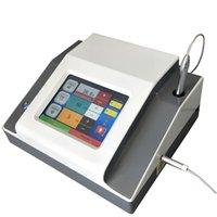 Macchina portatile 980nm a diodi della laser della macchina della fisioterapia della macchina dei vasi sanguigni rossi della rimozione della vena della rimozione della vena del ragno
