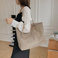 One shoulder bag women's new letter shopping high capacity nylon leisure Tote Bag Purse Outlet