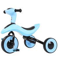 Baby Walkers Kids Scooter Walker Triciclo Bicicleta Passeio em Brinquedos Presente Para Crianças Três Roda Equilíbrio