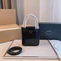 Designer di lussurys borse borse borse Montigne Borsa da donna Tote Brand Lettera Embossing Genuine Pelle Borse a tracolla a tracolla Crossbody Bags's Satchel