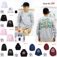 Sweater de los hombres Sudaderas Sudaderas con capucha de alta calidad Tops de algodón con etiquetas Hip Hop Letras Impresas Mangas largas Trae la bolsa de asas