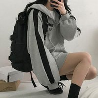 Women's Hoodies & Sweatshirts Fleece Sweatershirt Zip-up Harajuku For Women Clothes Hooded Long Sleeve Jumper Regular Coat Casual Korean Sty