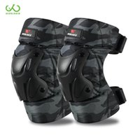 Motorcycle Armor WOSAWE Motocross Kneepads Protective Gear Gurad Elbow Protector Adult Snowboard Sports Knee Pad Protection Suit