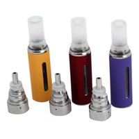 MT3-Zerstäuber Elektronische Zigaretten E-Zigaretten-Vape-Stift-Bodensspule abnehmbarer Evod-Tank für Ego-Batterien E CIG 2021