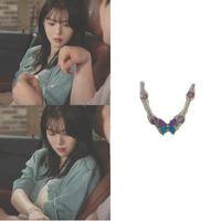 Charm Bracelets Han So Hee Nevertheless Songjiang Butterfly For Women's Bracelet High Jewelry