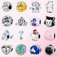 100% 925 Sterling Silber Charme Weihnachtsgeschenk Klassische Fairy Lion King Perlen DIY Zubehör Perlen, Fit Pandora Original Armband Frauen