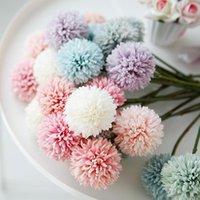 1 шт. 29см искусственный одуванчик цветок шелковый гиацинт свадебное украшение для домашней вечеринки эль садовые украшения декоративные цветы венки