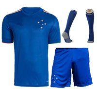 202 Cruzeiro Hundertjähriges Haus Fussball Jerseys Männer Kinder Set 21/22 100e AnniversAire Arracaeta Henrique Fred Dede Football Hemd Uniform