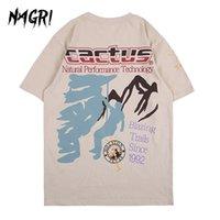 NAGRI Jack Cactus Trails Hip Hop Casual Men T Shirt Travis Scott Album ASTROWORLD Letter Print T-Shirts Tee Tops Summer 210714