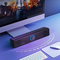 Mini Speakers 2021 TV Sound Bar AUX 3.5mm USB Wired And Wireless Bluetooth Home Theater 4D Surround PC Speaker Computer Soundbar