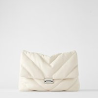 Bags Solid Color Pu Leather Crossbody 2021 Designer Chains Women Shoulde Luxury White Lady Messenger Bag Purse Bolso Mujer BHY3
