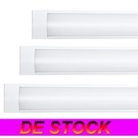 DE Stock 4feet Shop Light Fixture 54W LED Tube Lights 5400lm 6000K 4000K 3000K 3 color temperatures Lightss 120cm Garage Closet Lighting for Home Basement