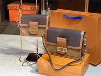 2021 lusso famoso designer borse a tracolla borse a tracolla croce corpo clutch lady borsa moda in vera pelle classica sella classica donne semplicità 1955 crossbody crossbody