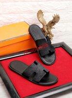 Hermes slippers Hermes sandals Pantofole da uomo in pelle di alta qualità Pantofole da uomo Riflettente per uomo Pigolo per bambini Sandali per bambini Beach Size 38-45