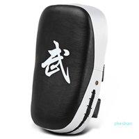 Lightweight PU couro quadrado saco de perfuração sparring karate muay thai boxing pad fitness taekwondo treinando pé alvo