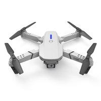 دروبشيب LS-E525 بدون طيار 4 كيلو hd المزدوج عدسة مصغرة الطائرات بدون طيار wifi 1080 وعاء في الوقت الحقيقي انتقال fpv بدون طيار كاميرات مزدوجة طوي rc quadcopter هدية لعبة