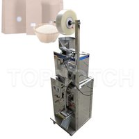 Granule Powder Filling Packing Machine Hardware Screw Quantitative Filler Automatic Weight Sealing Packaging Maker