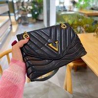 مصمم حقيبة crossbody الفاخرة حقيبة يد جلد طبيعي حقائب الكتف حقائب اليد ماركة عالية الجودة أنماط مختلفة بالجملة مع مربع الأصلي حجم مختلف