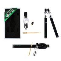 Wax Battery 650mAh Vape Pen Preheat Variable Voltage USB Charger Dab Tool Kit 510 Thread Thick Oil Vaporizer Cartridge E Cigs Atomizers