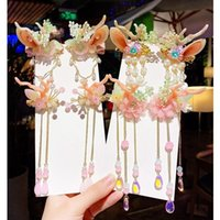 Hair Accessories Women Girls Cute Colorful Antlers Hairpins Beautiful Ornament Barrettes Headband Clips Christmas