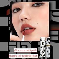 Lip Gloss Velvet Matte Honey Glaze Waterproof Makeup Lipstick Long Lasting Tint Cup Mud Korean Cosmetics 2021