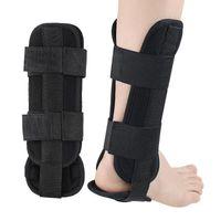 Support de la cheville Soulagement à talons fixe Soulagement de la douleur réglable Protection de la vernisseuse 2pcs Sport J17