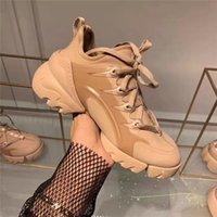 Llegada en 2021 D-conectados Neopreno Hermosas zapatillas de lujo de lujo Flores de moda Deportes para mujer Correr zapatos casuales bolos de espeso