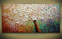 Paintings hand painted oil on canvas abstract painting pop art modern paintings LA1-155 GD1F