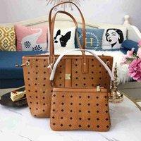 Übergroße Handtaschen Nachahmung Marken Tote Frauen Luxurys Designer Taschen 2021 Lackierer Handtasche Original Clutch Großhandel Alte Blume Rindsleder Schulter Brieftasche