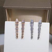 Örhängen dangle ljuskrona stil 925 Sterling Silver Heart Stud för Pandora Alluring Hearts Hoop Earring Luxury Designer Smycken Kvinnor Earrin