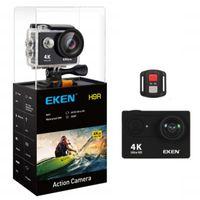 """2021 EKEN H9R   H9 Action Camera Ultra HD 4K   30fps WiFi 2.0"""" 170D Underwater Waterproof Helmet Video Recording Sport Cam"""