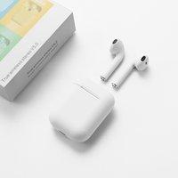 TWS سماعات لاسلكية جديدة TWS اللاسلكية Bluetooth-earbuds سماعة داخل الأذن سماعة الأذن Touch Control 5.0 لل IPNONE 12 Samsung Xiaomi
