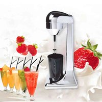 220V Electric Milk Frother for Coffee Milk Foamer Cold and Hot Milking Machine Fancy Coffee Foamer Kitchen Mixer EU plug