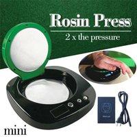 110-220V Mini Heat Transfer Machines Trex Tarik T-Rex Rosin Press Machine Oil Wax Dry Herb Extracting Tool