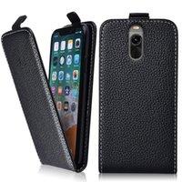 Vermex Impress Nero Iş Vintage Flip Case Için 100% Özel Kapak PU Düz Sevimli Telefon Çanta Cep Kılıfları