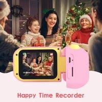 Mini 2.2Inch 20 millions HD écran LCD Écran enfant Enfants caméra caméra caméras structure pliable pour cadeau numérique